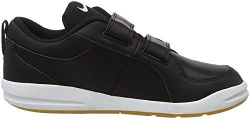 Eu 35 023 Noir Gar Tennis 4 psv Light De black Chaussures Brown gum Pico white On Nike nqaRwZgR