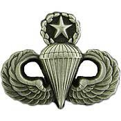 Paratrooper Army Hat Pins - 9