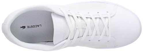 Lacoste Straightset 116 4 Spw - Zapatillas Mujer Weiß (WHITE 001)