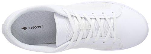 Da weiß 001 white 4 Scarpe Lacoste Straightset Ginnastica Spw Donna 116 Bianco qaxXgzP