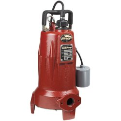 Liberty Pumps LSG202M-C LSG200-Series Omnivore 2 hp Submersible Grinder Pumps