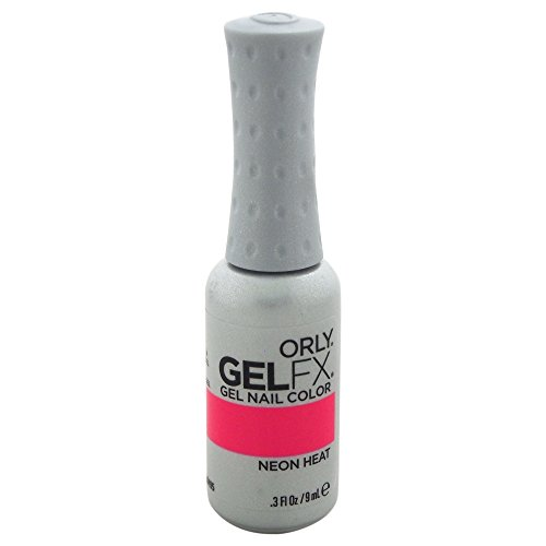 Orly Gel FX Nail Polish - Neon Heat, 1er Pack (1 x 9 ml)