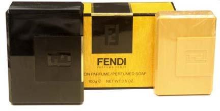 Fendi By Fendi For Women. Perfumed Soap With Case 3.5 Oz
