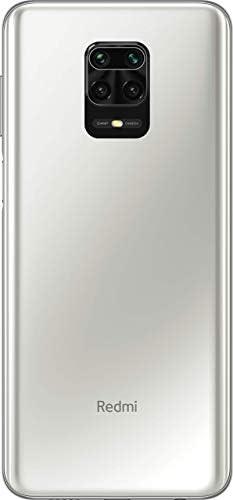"Xiaomi Redmi Note 9 Pro Smartphone - 6.67"" DotDisplay, 6 GB + 64 GB, 64 MP AI Quad Camera, 5020mAh (typ) NFC, Bianco (Polar White) WeeklyReviewer"