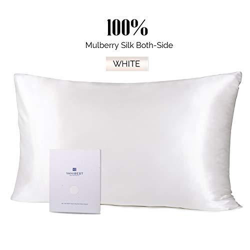 YANIBEST Silk Pillowcase for