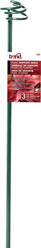 Bond 398 Curly Q Steel Stake, 24-Inch, 3 Stakes by Bond