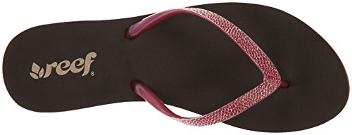 Berry Brown Women's Sassy Sandal Stargazer Reef zq6XT