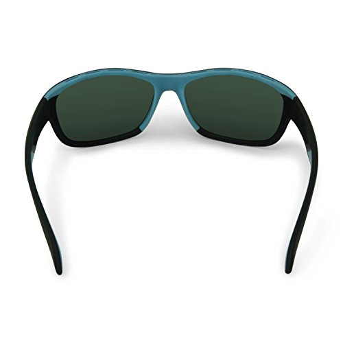 Polarized Cayo Flying Frames Smoke Sunglasses Fisherman Matte With ...