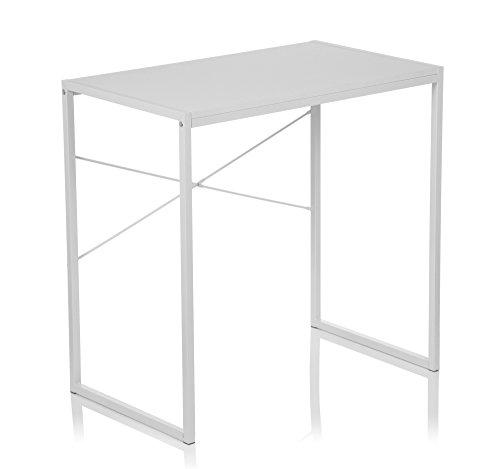 Hjh Office 634743 Schreibtisch Easy Up Weiß Home Office Computertisch Klein