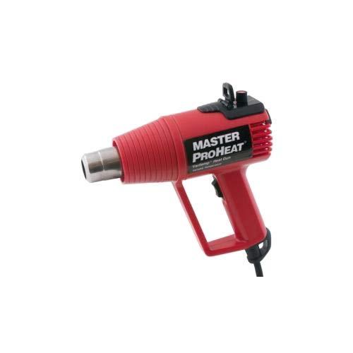 120V 60 Hz 11 Amp 1300W Max 130 Degree F to 1000 Degree F Master Appliance PH-1200 Proheat Varitemp Heat Gun