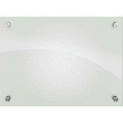 Enlighten Wall Mounted Glass Board, 2' H x 2' W by Best-Rite
