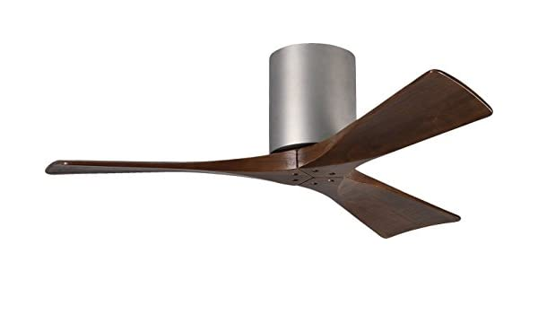 CASA BRUNO Irene Hugger DC ventilador de techo Ø 107 cm, niquel ...