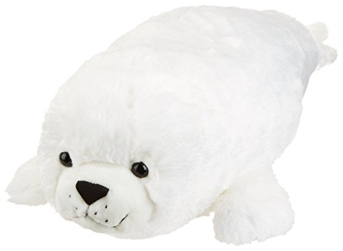 Wild Republic Jumbo Harp Seal Plush, Giant Stuffed Animal, Plush Toy, Gifts for Kids, 30 Inches