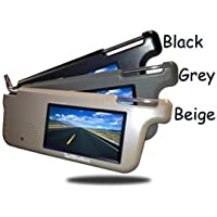 Tadibrothers 7 Inch LCD Visor Monitor for any Backup Camera