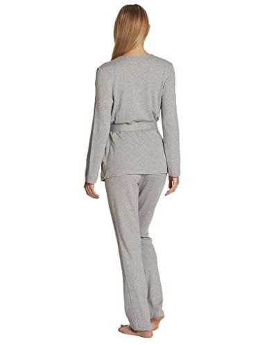Feraud 3171083-10088 Women's Grey Loungewear Pyjama Set