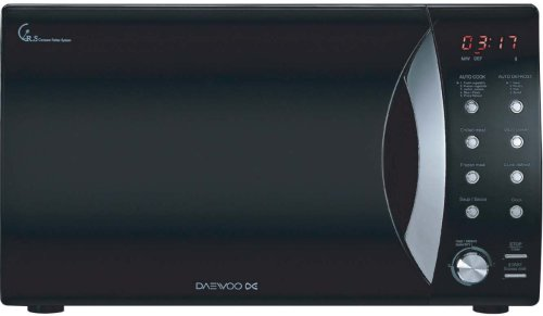DAEWOO KOG-9A0R Micro-ondes grill - Noir - 23 L - 800W ...