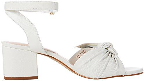 Bright Cinturino Bianco White alla con Caviglia Sicinski Aldo Donna Sandali xn8t0qHvAw