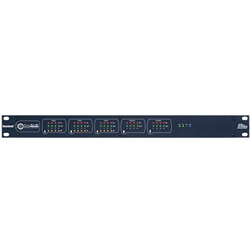 BSS BLU-100 | 12x8 Signal Processor with BLU Link (Audio Processor Integration System)