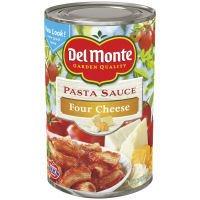 Del Monte Four Cheese Pasta Sauce (Case of 12)