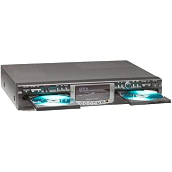 Player Denon Dn-770r Dual Cassette Recorder Copier Sufficient Supply