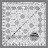 Creative Grids 7.5'' Square Quilting Ruler Template CGR7