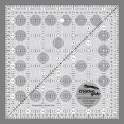 Creative Grids 7.5'' Square Quilting Ruler Template CGR7 by Creative Grids