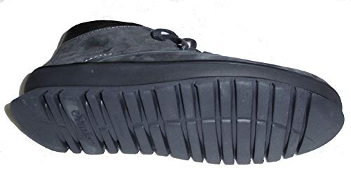 ARA Women's Gray Boots Leather Semler UHnZUB