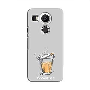 Cover It Up Chai Sutta Hard Case For Nexus 5X - Multi Color