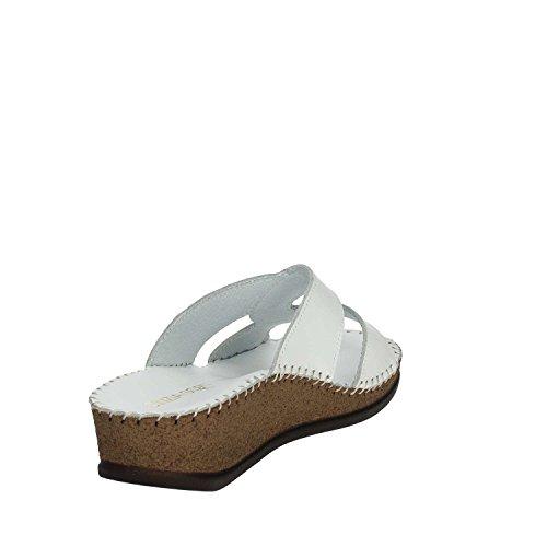Bianco Iu809 Cinzia Soft 002 Ciabatta Donna nBnPqpXW
