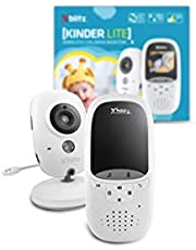 Xblitz Kinder Lite Niania Elektroniczna Z Kamerą, Urządzenie Monitorujące