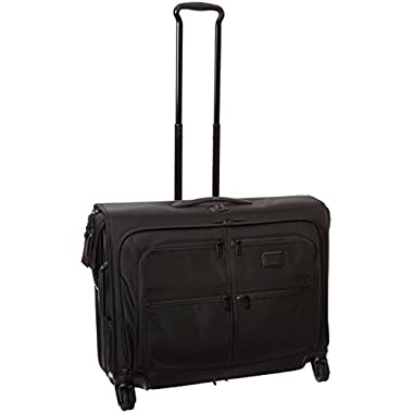 Tumi Alpha 2 4 Wheeled Medium Trip Garment Bag, Black, One Size