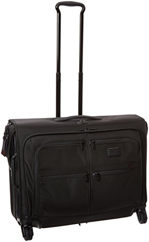 Tumi Alpha 2 4 Wheeled Medium Trip Garment Bag, Black, One Size by Tumi