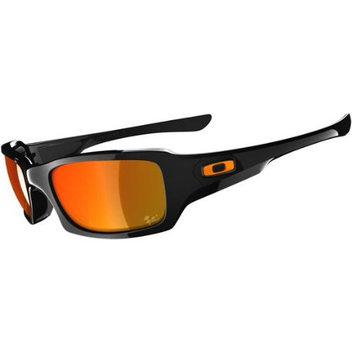 Oakley MotoGP Fives Squared Men's Sunglasses,Polished, used for sale  Delivered anywhere in USA