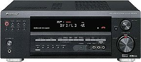 Pioneer VSXD814K 6.1 Channel Digital AV Surround Receiver (Black)