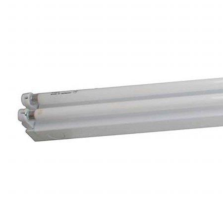 TekSupply 112623 T-5 High-Output Fixture - 54 W 2-Lamp