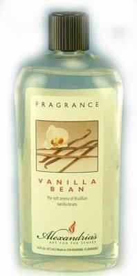 Alexandria and Bella Breeze Fragrance Lamp Oil Refills - 16oz - VANILLA BEAN (Alexandria Lamps Fragrance)