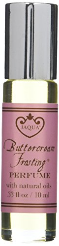 Jaqua Buttercream Frosting Roll-On Perfume Oil