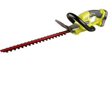 Factory-Reconditioned Ryobi ZRP2603 ONE Plus 18V Cordless 18-in Hedge Trimmer Kit (Includes One Battery and Charger) by Ryobi by Ryobi