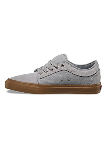 Vans Hombres Chukka Low Drizzle / Gum Vn0a38cgqns