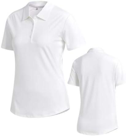 adidas ULTIMATE365 Polo Shirt, Blanco (Blanco Dq0537), Small ...
