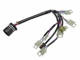 31VRI41HXOL amazon com bmw e39 e46 wiring harness w temp sensor a t a5s 325z Wiring Harness Diagram at honlapkeszites.co
