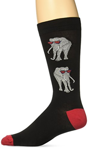 K.Bell Black Label Men's Elephants with Shades Crew for sale  Delivered anywhere in USA