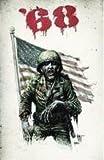 '68 #3 (2011) Vietnam Zombie Story 1:10 Nat Jones Variant Cover
