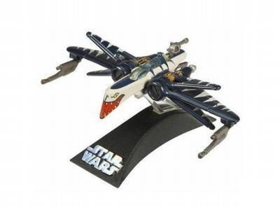 (Star Wars Titanium Series 3inch ARC-170)