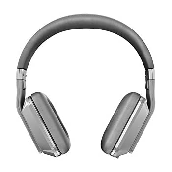 Monster MH INS OE SLV NC CUA Active Noise-Canceling Over-Ear Headphones, Sliver
