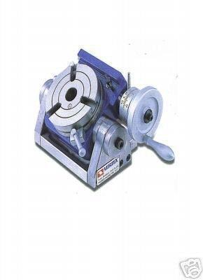 """ACCURA/VERTEX 6"""" tilting rotary table"""