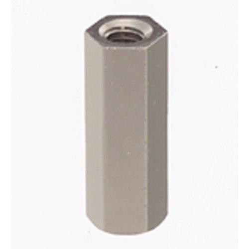 八幡ねじ 真鍮 高ナット M5×15mm