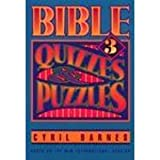 Bible Quizzes and Puzzles, Cyril Barnes, 0801010640
