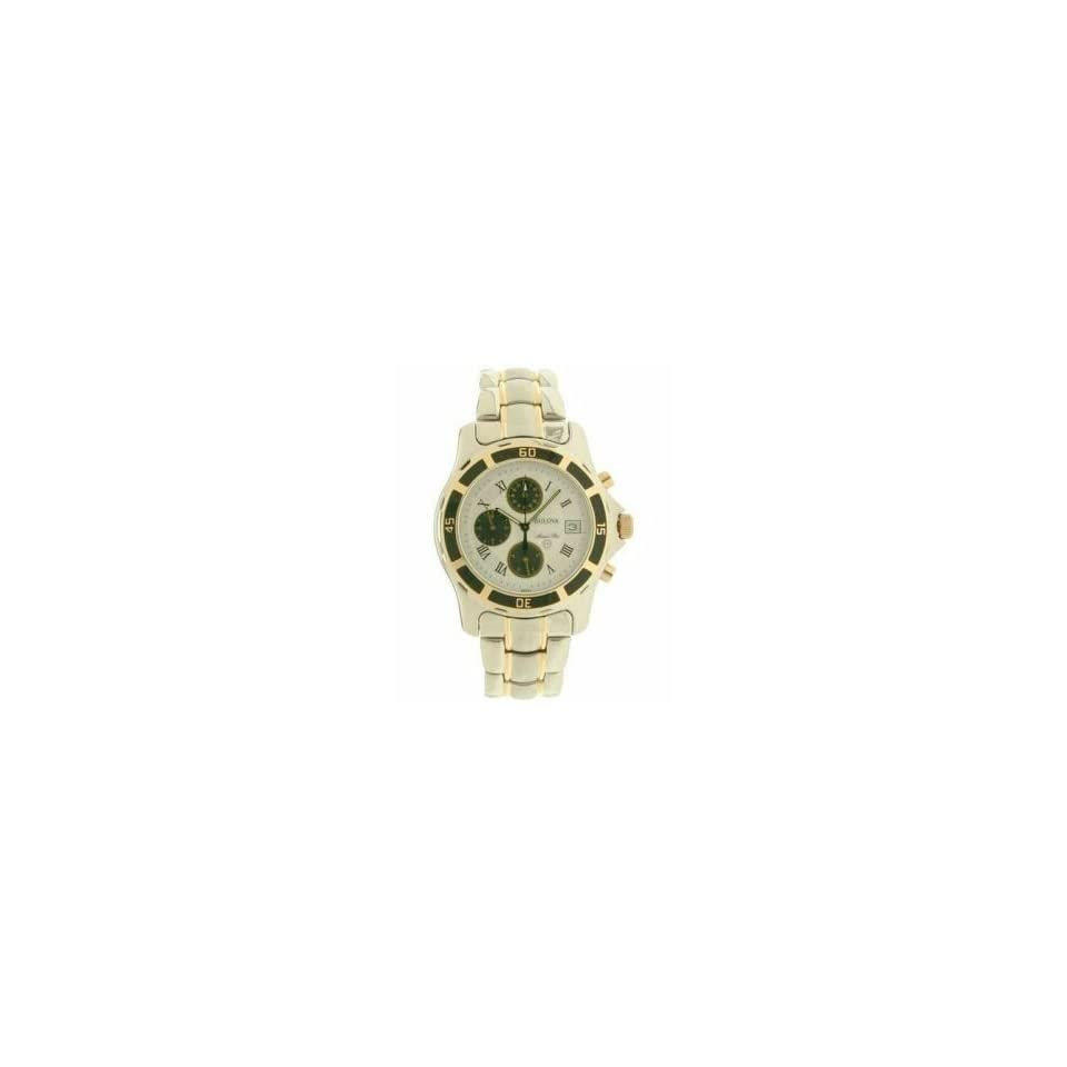 Bulova Marine Star   Sport Watch 98G04