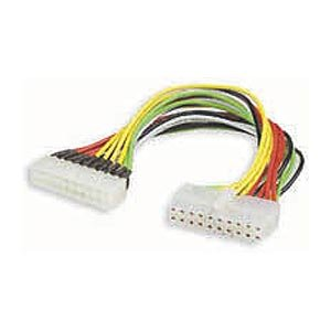 atx power supply extension cable 20 pin computers accessories. Black Bedroom Furniture Sets. Home Design Ideas